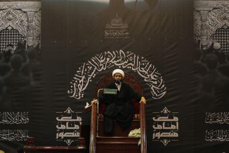 حسن العالي - التغطية المصورة لليلة العاشر - محرم – 1441 هـ 46