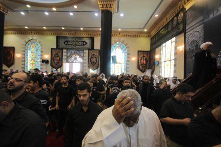 صالح آل ابراهيم - التغطية المصورة ليوم التاسع - محرم – 1441 هـ 7