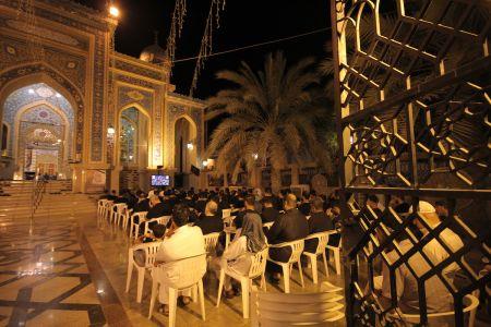 حسن العالي - التغطية المصورة لليلة الحادي شعر - محرم – 1441 هـ 8