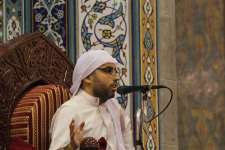 احمد الميرزا - التغطية المصورة لمجلس ذكرى شهادة الامام جعفر الصادق عليه السلام شوال – 1440 هـ 3
