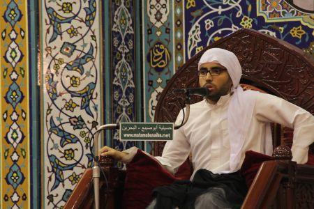 احمد الميرزا - التغطية المصورة لمجلس ذكرى شهادة الامام جعفر الصادق عليه السلام شوال – 1440 هـ 5
