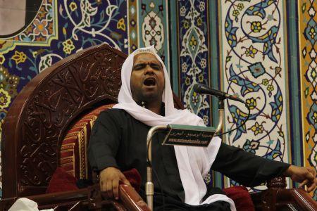 سيد حسين عبدالنبي - التغطية المصورة لذكرى شهادة الامام محمد الباقر عليه السلام ذو الحجة – 1440 هـ 5