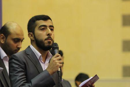 ياسين الموسوي - التغطية المصورة لذكرى مولد الامام الضامن علي بن موسى الرضا عليه السلام ذو القعدة – 1440 هـ 67