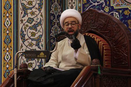 ياسين الجمري - التغطية المصورة لمحاضرة ليلة العيد 1442 هـ 1
