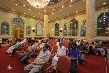 علي الجفيري - التغطية المصورة لمجلس ليلة 14 من شهر رمضان – 1440 هـ 1