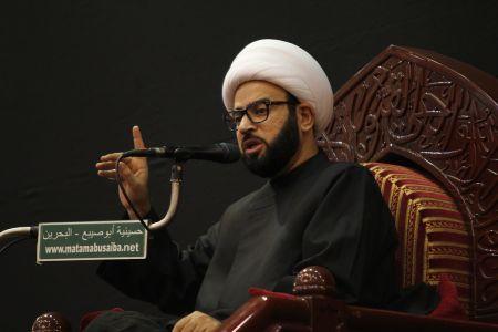 ياسين الجمري - التغطية المصورة لمجلس ليلة 21 من شهر رمضان – 1440 هـ 11