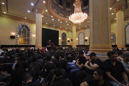 ياسين الجمري - التغطية المصورة لمجلس ليلة 21 من شهر رمضان – 1440 هـ 6