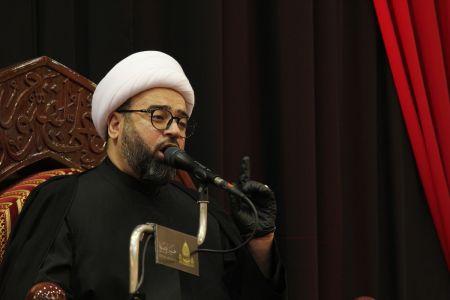 ياسين الجمري - التغطية المصورة لمحاضرة ليلة 21 رمضان 1442 هـ  1