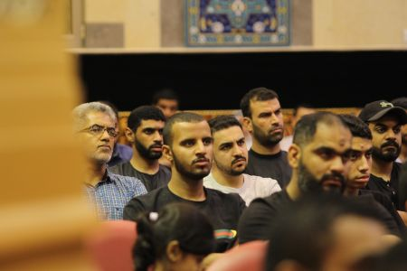 ياسين الجمري - التغطية المصورة لمجلس ليلة 22 من شهر رمضان – 1440 هـ 6