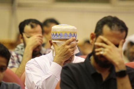ياسين الجمري - التغطية المصورة لمجلس ليلة 23 من شهر رمضان – 1440 هـ 16