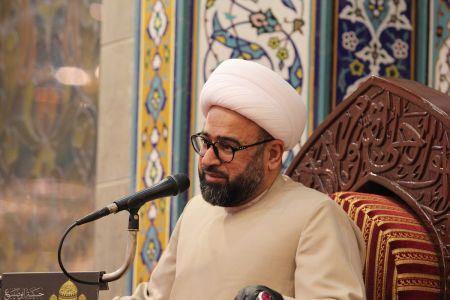 ياسين الجمري - التغطية المصورة لمحاضرة ليلة 26 رمضان 1442 هـ 10