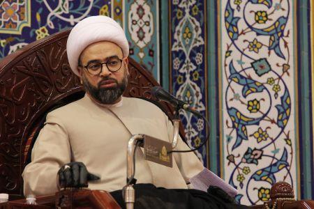 ياسين الجمري - التغطية المصورة لمحاضرة ليلة 26 رمضان 1442 هـ 4
