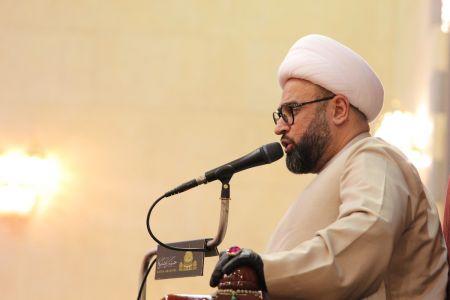 ياسين الجمري - التغطية المصورة لمحاضرة ليلة 26 رمضان 1442 هـ 9