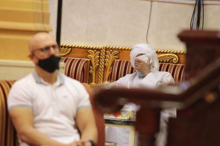ياسين الجمري - التغطية المصورة لمحاضرة ليلة 28 رمضان 1442 هـ 13