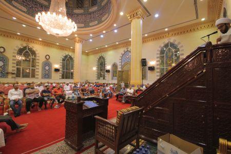 ياسين الجمري - التغطية المصورة لمجلس ليلة 29 من شهر رمضان – 1440 هـ 13