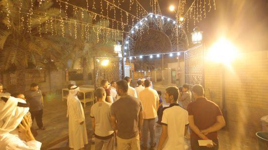 ياسين الجمري - التغطية المصورة لمجلس ليلة 29 من شهر رمضان – 1440 هـ 2