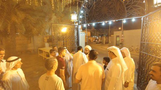 ياسين الجمري - التغطية المصورة لمجلس ليلة 29 من شهر رمضان – 1440 هـ 4
