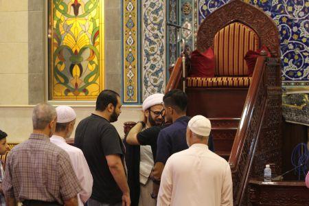 ياسين الجمري - التغطية المصورة لمجلس ليلة 29 من شهر رمضان – 1440 هـ 53