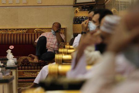 ياسين الجمري - التغطية المصورة لمحاضرة ليلة 29 رمضان 1442 هـ 10