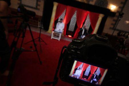 علي حمادي و الملا صالح الشيخ - التغطية المصورة لإحياء ليلة 29 رمضان 1442 هـ 12