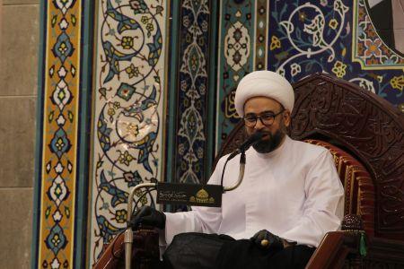 ياسين الجمري - التغطية المصورة لمحاضرة ليلة 29 رمضان 1442 هـ 13