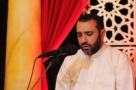 علي حمادي و الملا صالح الشيخ - التغطية المصورة لإحياء ليلة 29 رمضان 1442 هـ 15