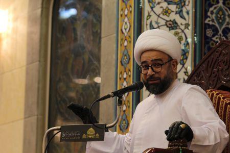 ياسين الجمري - التغطية المصورة لمحاضرة ليلة 29 رمضان 1442 هـ 16