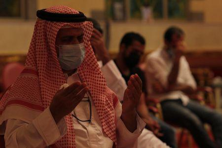 علي حمادي و الملا صالح الشيخ - التغطية المصورة لإحياء ليلة 29 رمضان 1442 هـ 20
