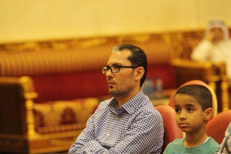 ياسين الجمري - التغطية المصورة لمجلس ليلة 30 من شهر رمضان – 1440 هـ 12