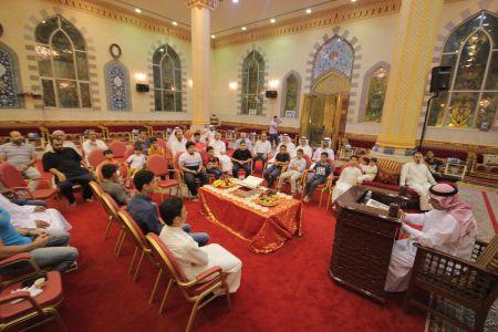 الاستاذ عبدالحسين سلمان - التغطية المصورة للختمة القرانية ليلة 30 من شهر رمضان – 1440 هـ 14