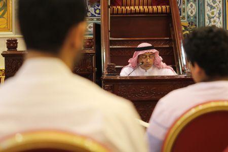 الاستاذ عبدالحسين سلمان - التغطية المصورة للختمة القرانية ليلة 30 من شهر رمضان – 1440 هـ 25