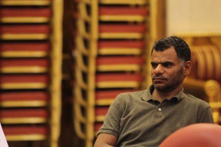 الاستاذ عبدالحسين سلمان - التغطية المصورة للختمة القرانية ليلة 30 من شهر رمضان – 1440 هـ 35