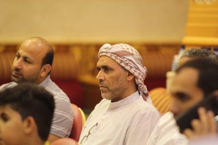 الاستاذ عبدالحسين سلمان - التغطية المصورة للختمة القرانية ليلة 30 من شهر رمضان – 1440 هـ 36