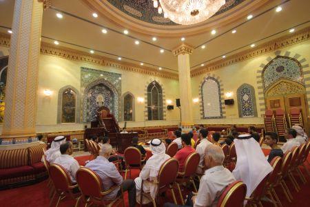 الاستاذ عبدالحسين سلمان - التغطية المصورة للختمة القرانية ليلة 30 من شهر رمضان – 1440 هـ 7