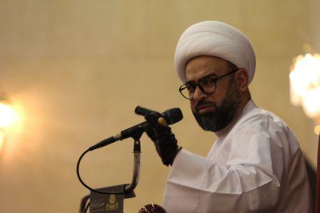 ياسين الجمري - التغطية المصورة لمحاضرة ليلة 30 رمضان 1442 هـ 11