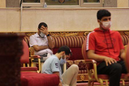 ياسين الجمري - التغطية المصورة لمحاضرة ليلة 30 رمضان 1442 هـ 13