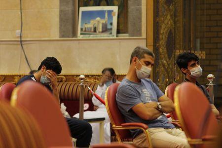 ياسين الجمري - التغطية المصورة لمحاضرة ليلة 30 رمضان 1442 هـ 14