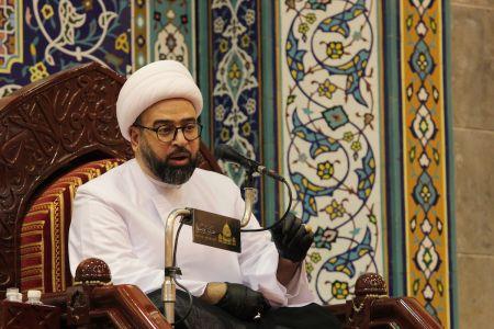 ياسين الجمري - التغطية المصورة لمحاضرة ليلة 30 رمضان 1442 هـ 4