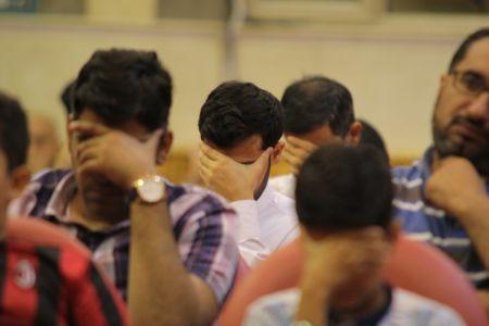 علي الجفيري - التغطية المصورة لمجلس ليلة 6 من شهر رمضان – 1440 هـ 15