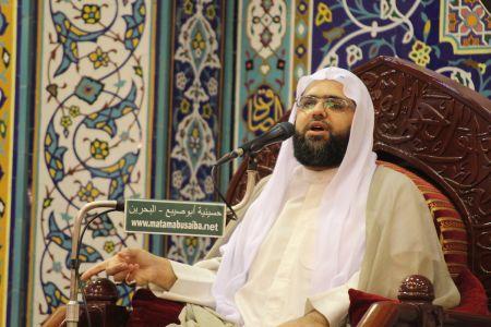علي الجفيري - التغطية المصورة لمجلس ليلة 6 من شهر رمضان – 1440 هـ 7