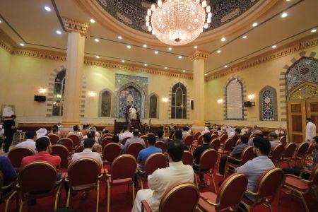 علي الجفيري - التغطية المصورة لمجلس ليلة 7 من شهر رمضان – 1440 هـ 2