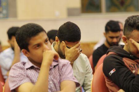 علي الجفيري - التغطية المصورة لمجلس ليلة 7 من شهر رمضان – 1440 هـ 8