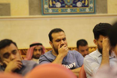 علي الجفيري - التغطية المصورة لمجلس ليلة 7 من شهر رمضان – 1440 هـ 9