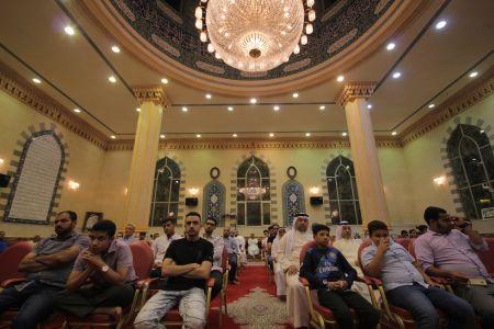 علي الجفيري - التغطية المصورة لمجلس ليلة 8 من شهر رمضان – 1440 هـ 1