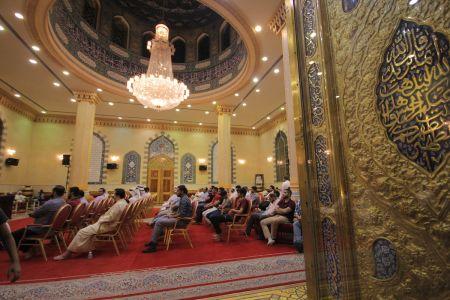 علي الجفيري - التغطية المصورة لمجلس ليلة 8 من شهر رمضان – 1440 هـ 2