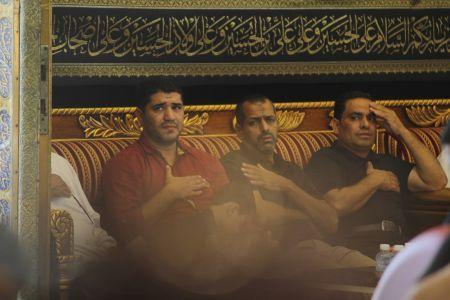 المصورة لمجلس ذكرى استشهاد الامام زين العابدين عليه السلام ظهرا 1439 - الشيخ علي البيابي (10)
