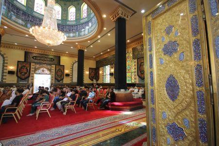 المصورة لمجلس ذكرى استشهاد الامام زين العابدين عليه السلام ظهرا 1439 - الشيخ علي البيابي (11)