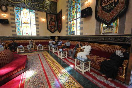 المصورة لمجلس ذكرى استشهاد الامام زين العابدين عليه السلام ظهرا 1439 - الشيخ علي البيابي (14)
