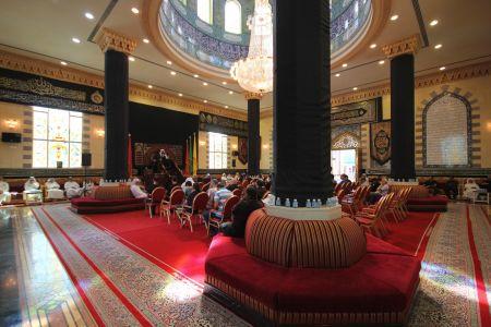 المصورة لمجلس ذكرى استشهاد الامام زين العابدين عليه السلام ظهرا 1439 - الشيخ علي البيابي (15)