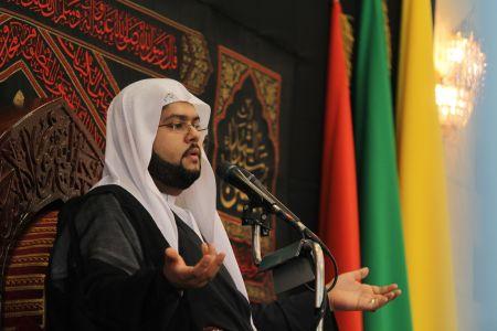 المصورة لمجلس ذكرى استشهاد الامام زين العابدين عليه السلام ظهرا 1439 - الشيخ علي البيابي (19)